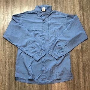 Patagonia Outdoor Fishing Long Sleeve Shirt